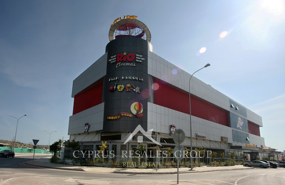 Rio Cinema Limassol Cyprus