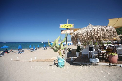 Latchi Island Beach Bar, Polis, Cyprus