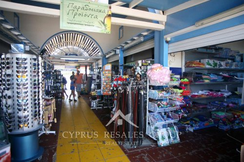 Souvenir Shop at Latchi Harbour, Polis, Cyprus